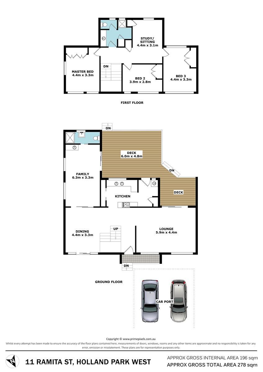 11 Ramita St HOLLAND PARK WEST QLD 4121 Floorplan 1
