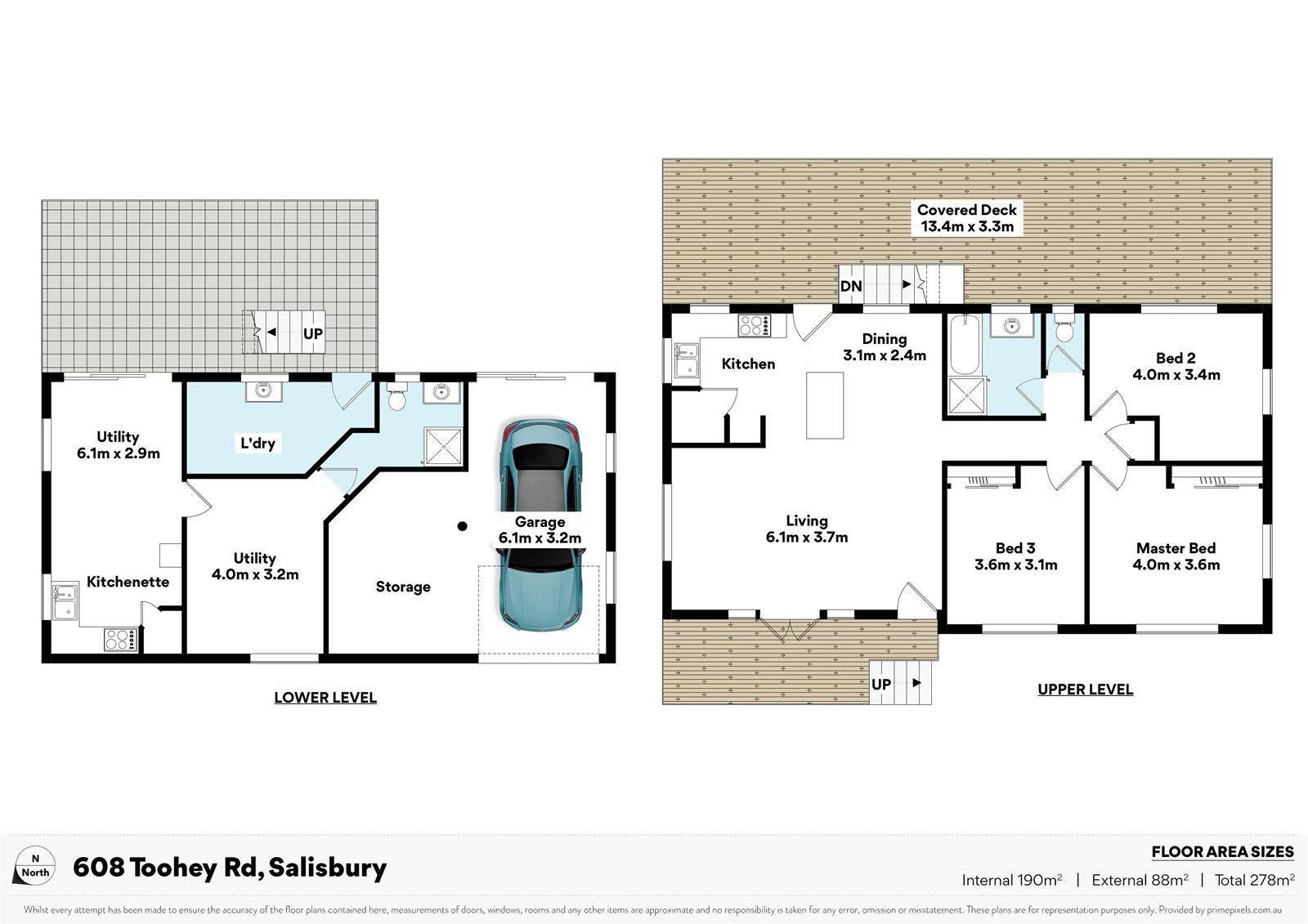 608 Toohey Rd SALISBURY QLD 4107 Floorplan 1