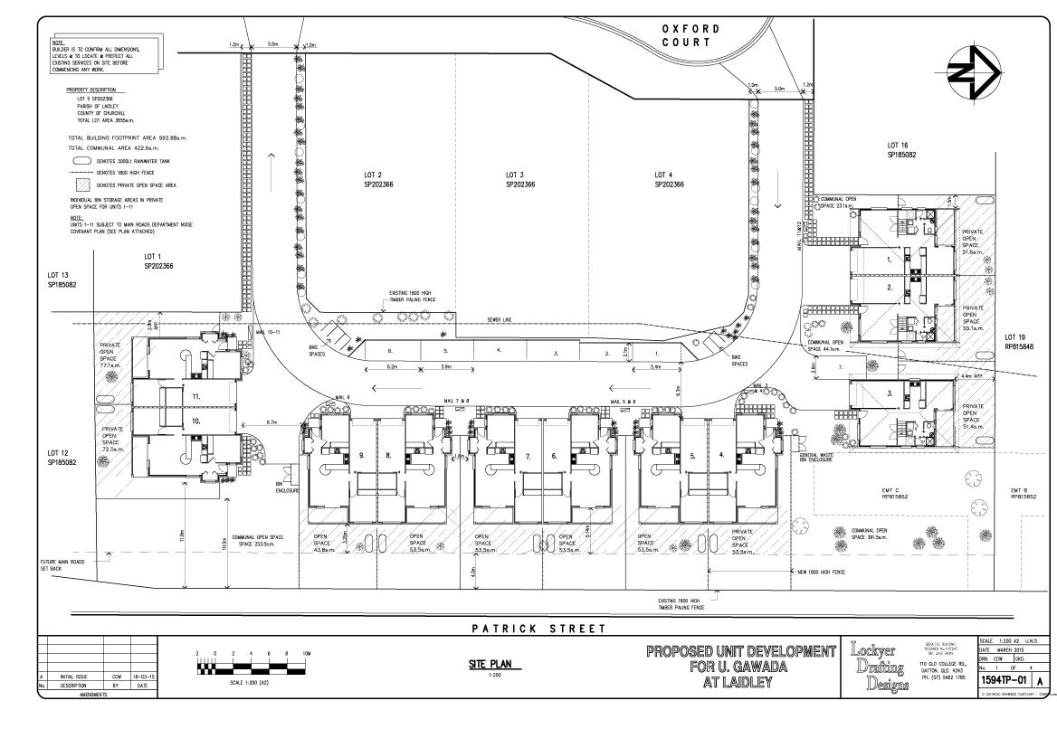 5 / 0 Oxford ct LAIDLEY QLD 4341 Floorplan 0