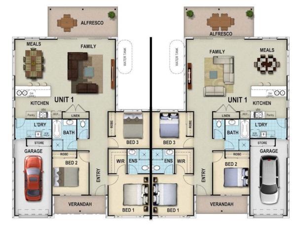 16 Bertels Street LAIDLEY QLD 4341 Floorplan 1