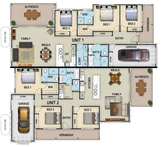 2 Durack Place LAIDLEY QLD 4341 Floorplan 1
